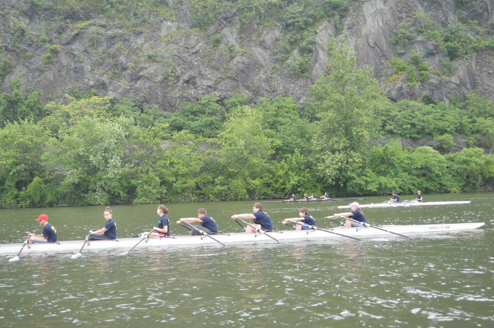 Experienced Youth Rowers - CPRA offers a summer Youth rowing program for those youth who have already experienced rowing. This program will refine your skills and culminate in participation in either a sprint race (summer) and/or a head race (fall) regatta.