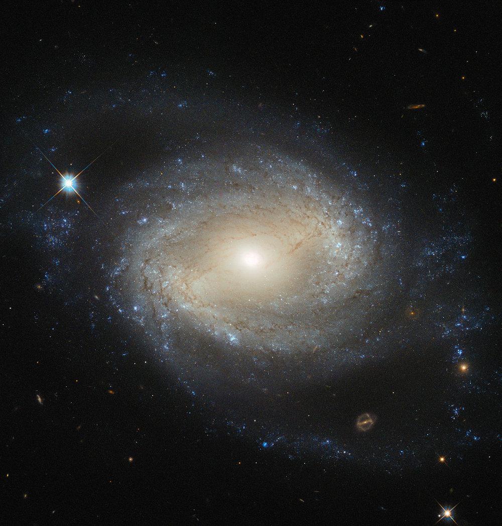 Hubble photos never cease to amaze.Credit: ESA/Hubble & NASA