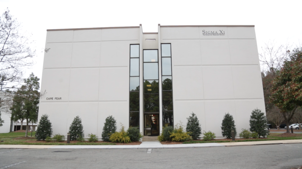 Sigma Xi headquarters in Research Triangle Park, NC.Credit: Rob Gourley.