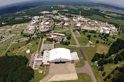 NASA's Langley Research Center in Hampton, VA. Credit: NASA.