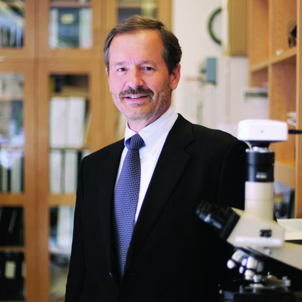 Lewis C. Cantley (Weill Cornell Medicine, NYC)
