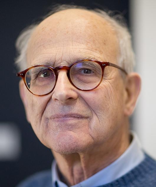 Rainer Weiss (Massachusetts Institute of Technology, MA)