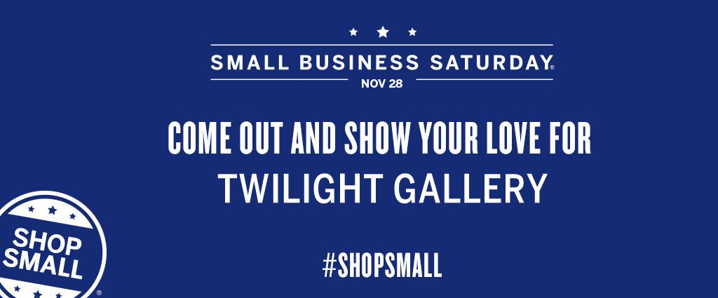 Small Business Saturday Flier