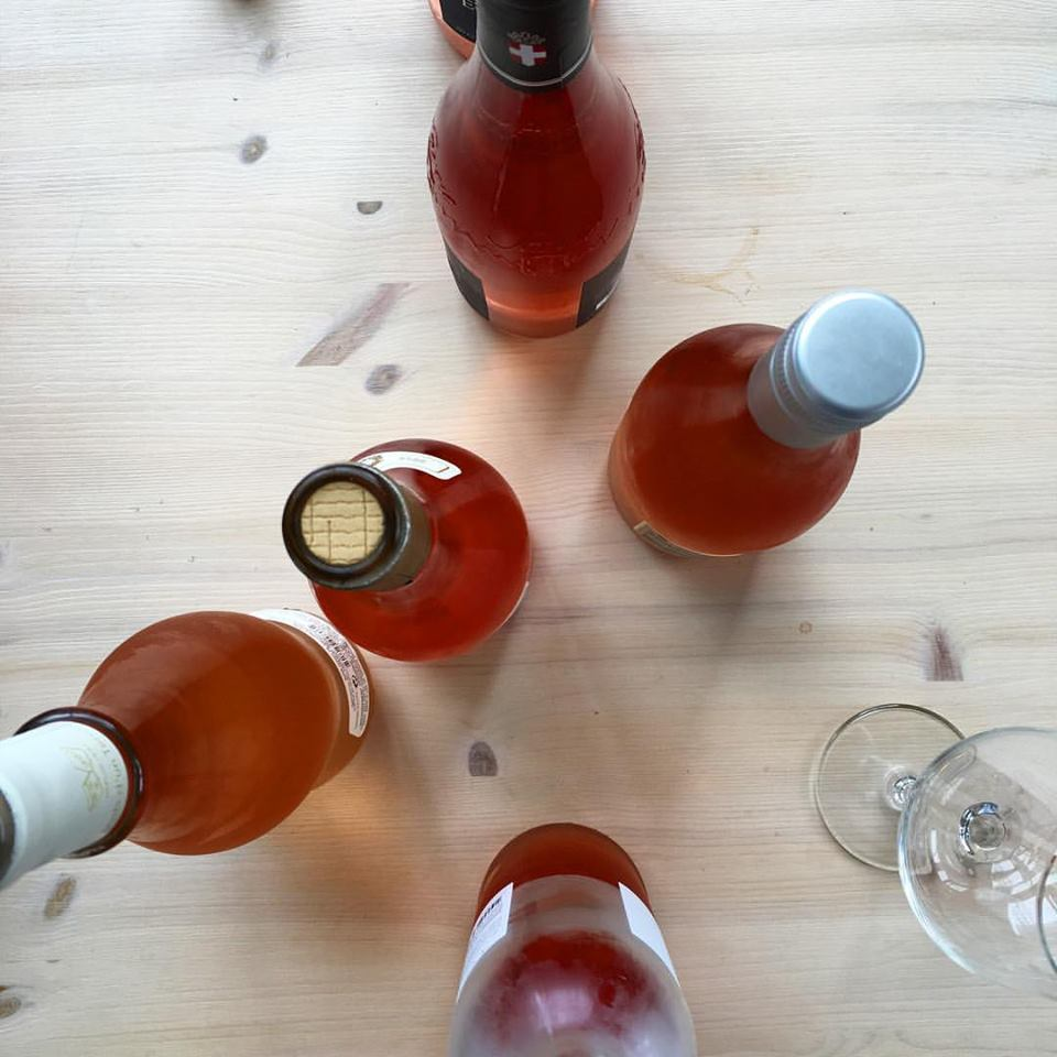 Sound & Fog will be presenting a lovely Rosé at $5 per tasting with bottles to take home!