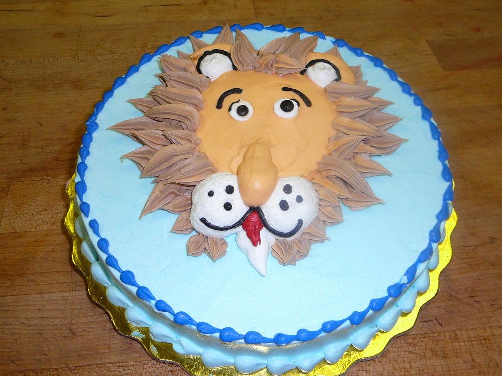 2-d lion head.JPG