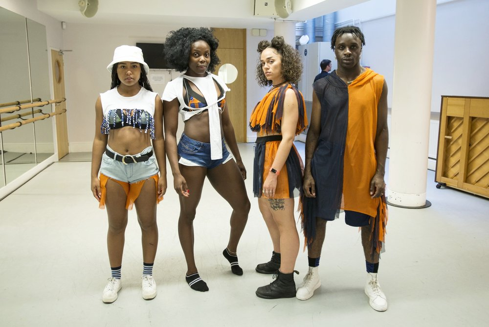 Commissioned Video - London College of Fashion