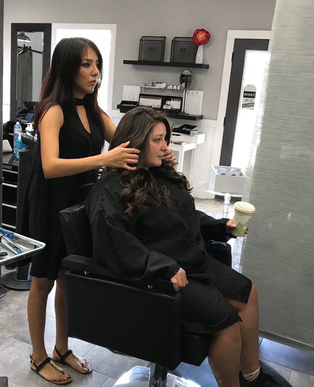 Gabrielle Morgan | Blow Dry Bar Manager