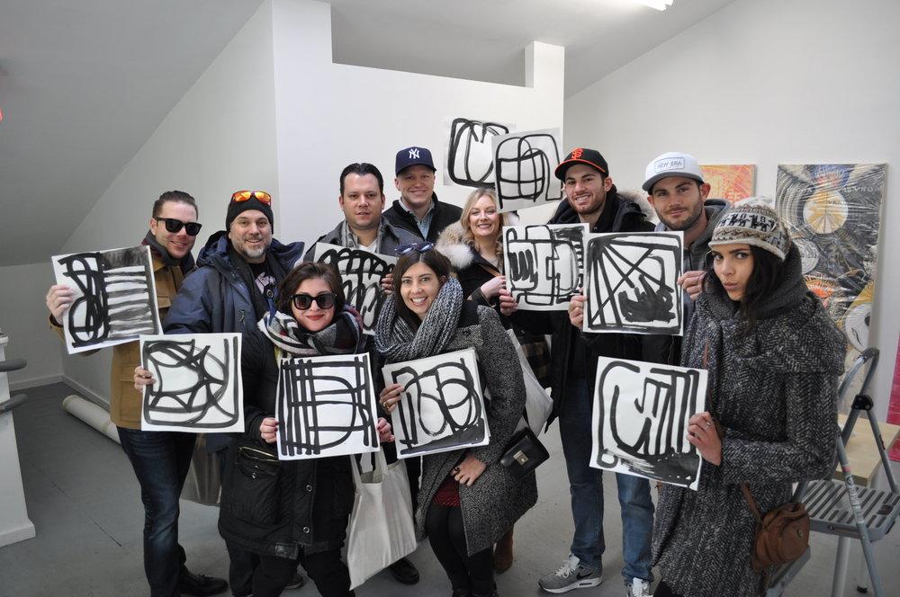 Brooklyn Artist Studio Tour