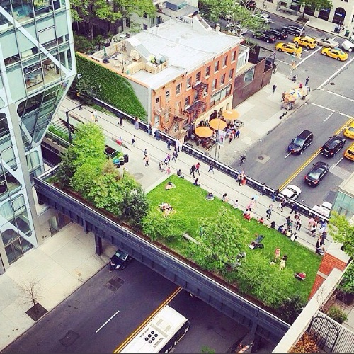 Highline Tour