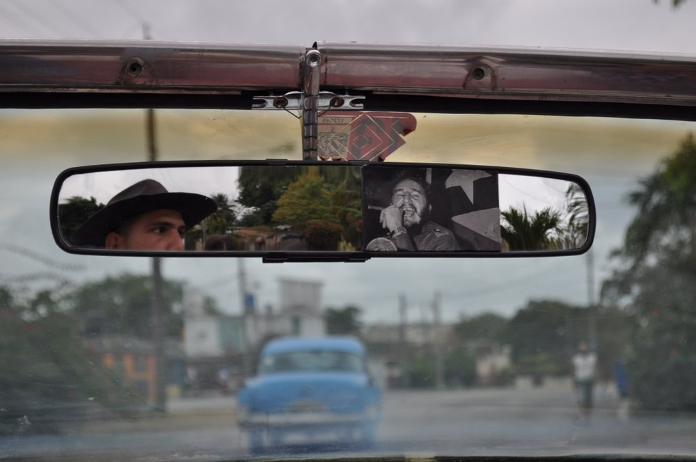 Havana tour by convertible