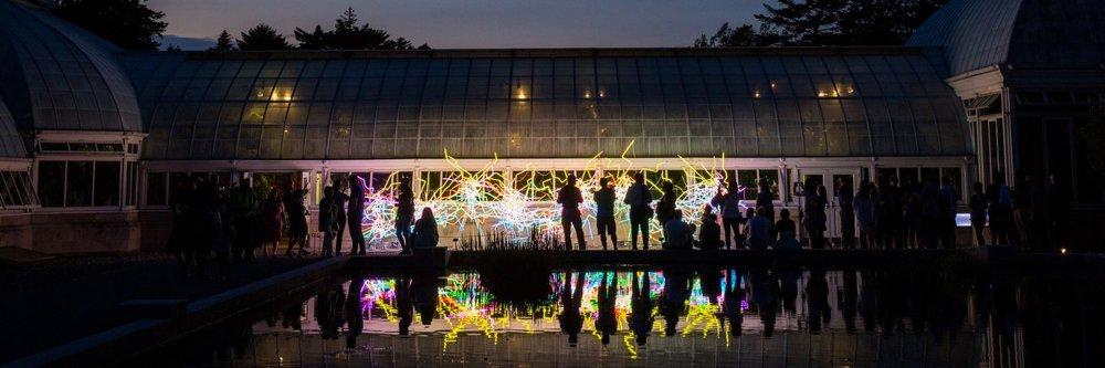 CHIHULY Nights - New York Botanic Garden