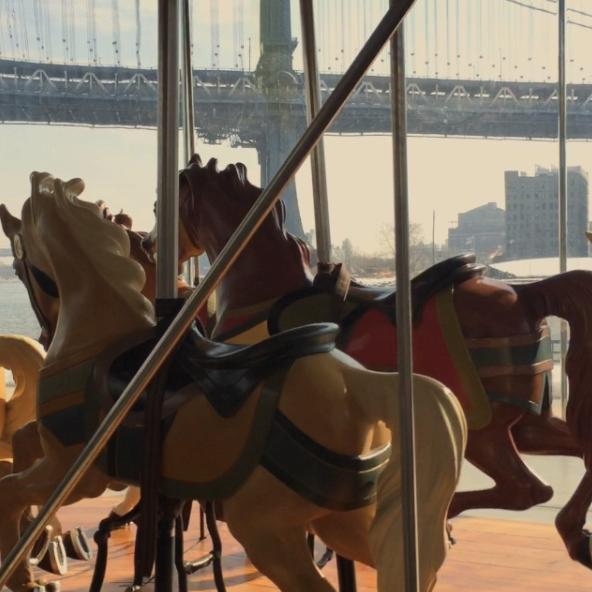 Jane's Carousel Brooklyn