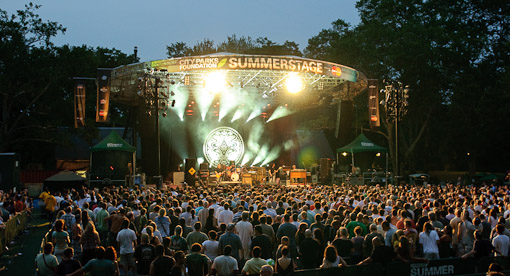 NYC Summer Stage