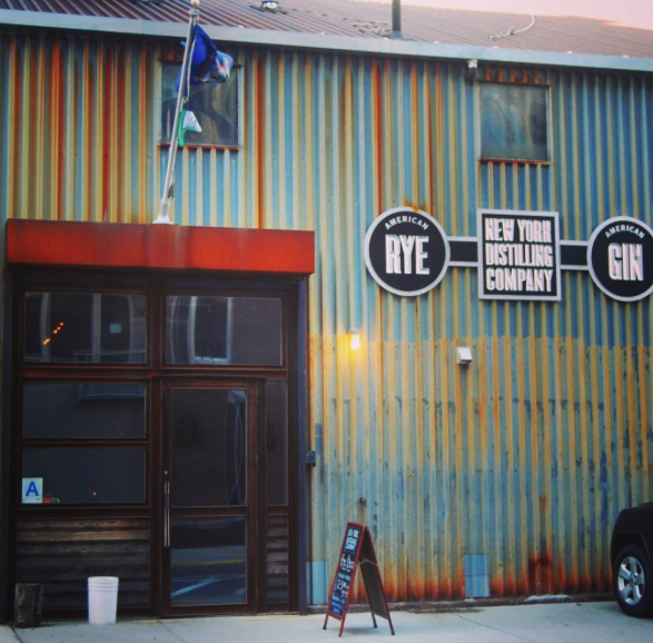 New York Distilling Company (Williamsburg) - Tours and tastings and a great bar (The Shanty). They also have games, including cornhole! Complimentary tours on Saturdays & Sundays.