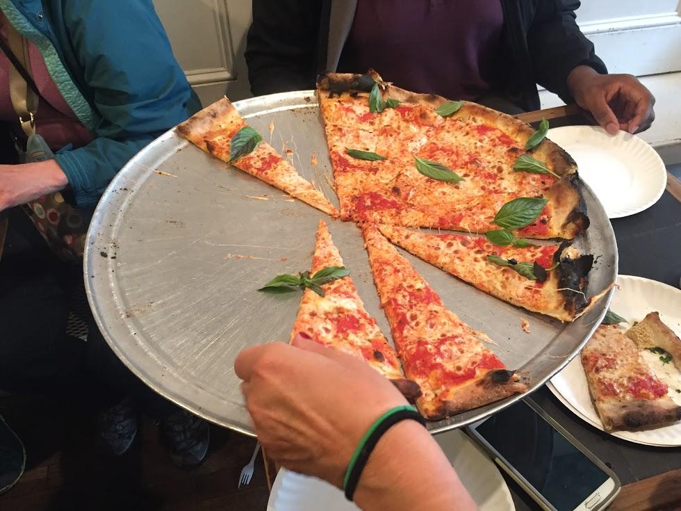 Best Pizza - A critics fave and locals only hidden gem
