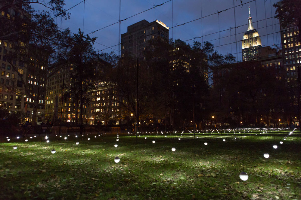 Madison Square Park New York Art