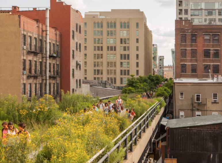 High Line Food Tour
