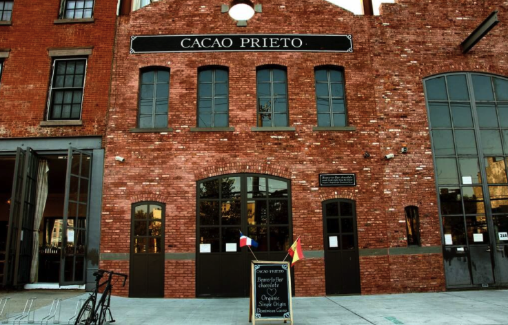 Cacao Prieto - Chocolate factory and distillery. Take a tour of one, both or just go for tastings and shopping!