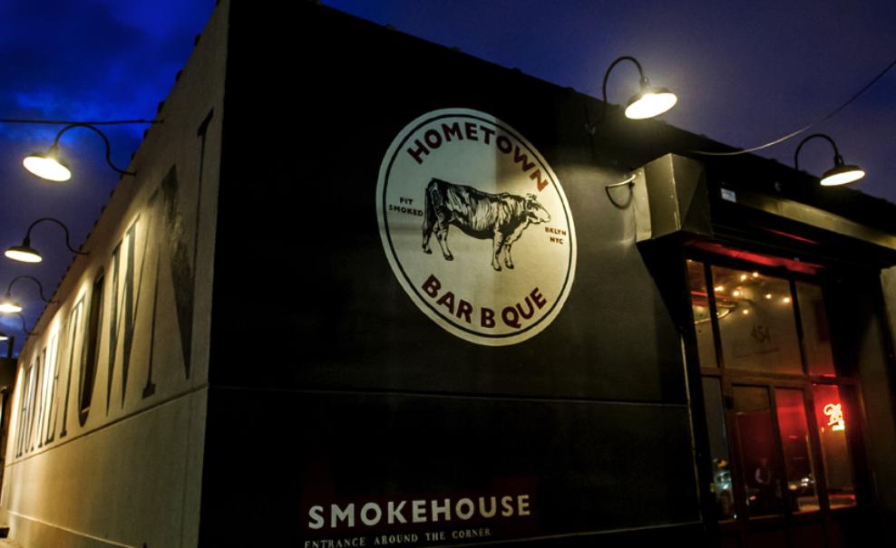 Hometown BBQ - RED HOOK BROOKLYN$