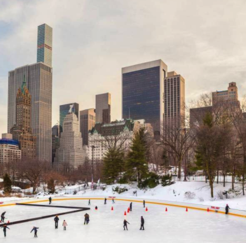 Ice Skating - Photo: Central Park