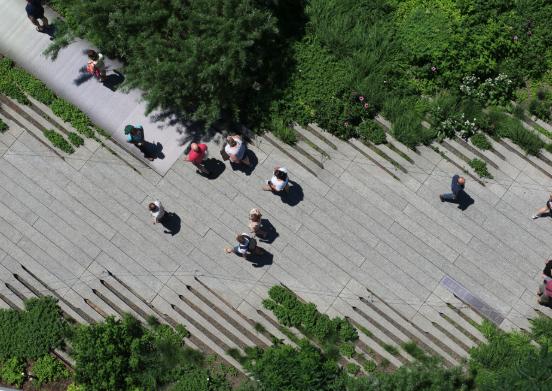 High Line Tour