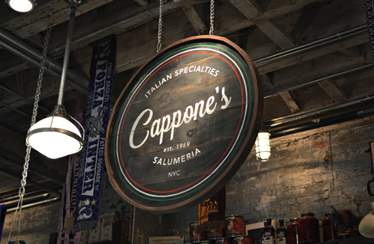 Cappone's Salumeria - Named for the owner with 30+ years in the business, everything is made in-house using recipes passed down from generations. Everything is baked and served fresh.