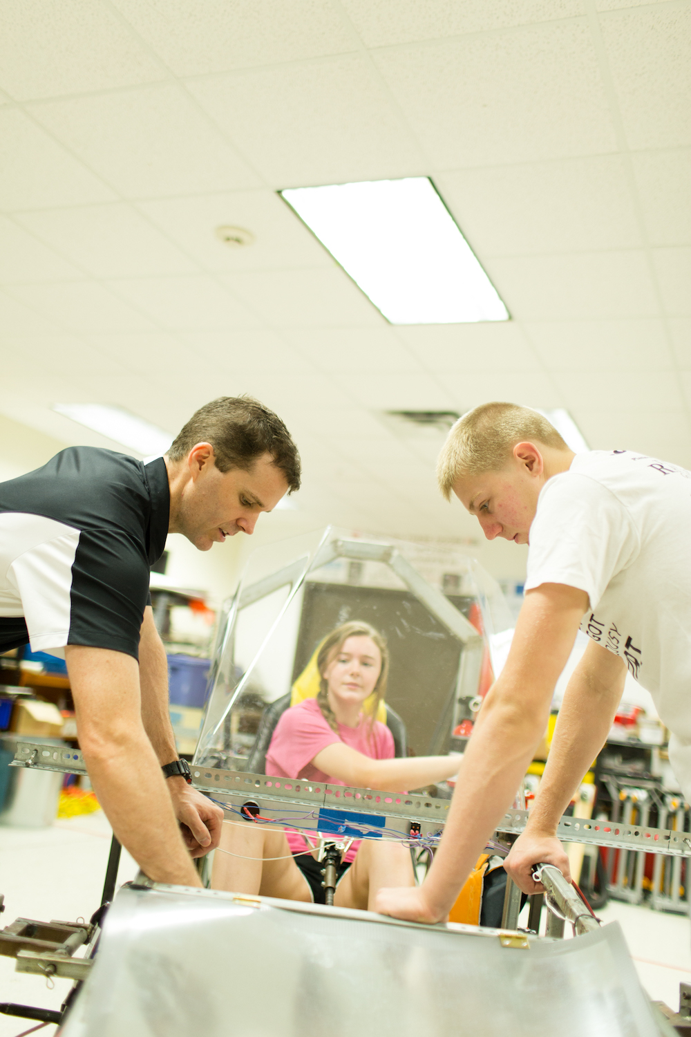 Coppell School of Engineering Solar Car