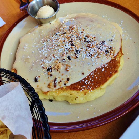 Horchata Pancake