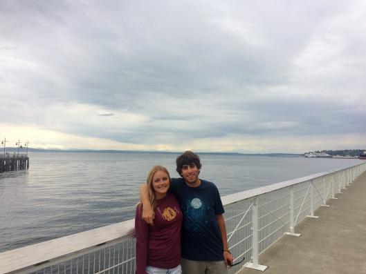 M & I, seaside