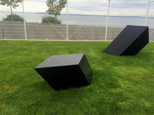 The Rhombus, Olympic Sculpture Park