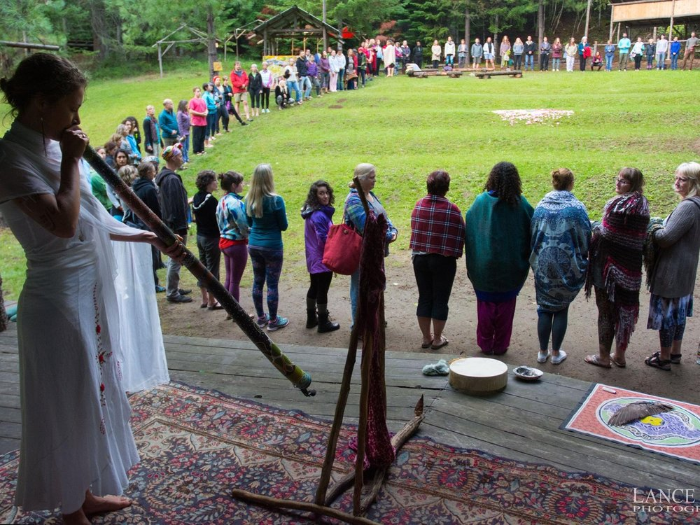 Katherine Greenland, Northwest yoga Feast