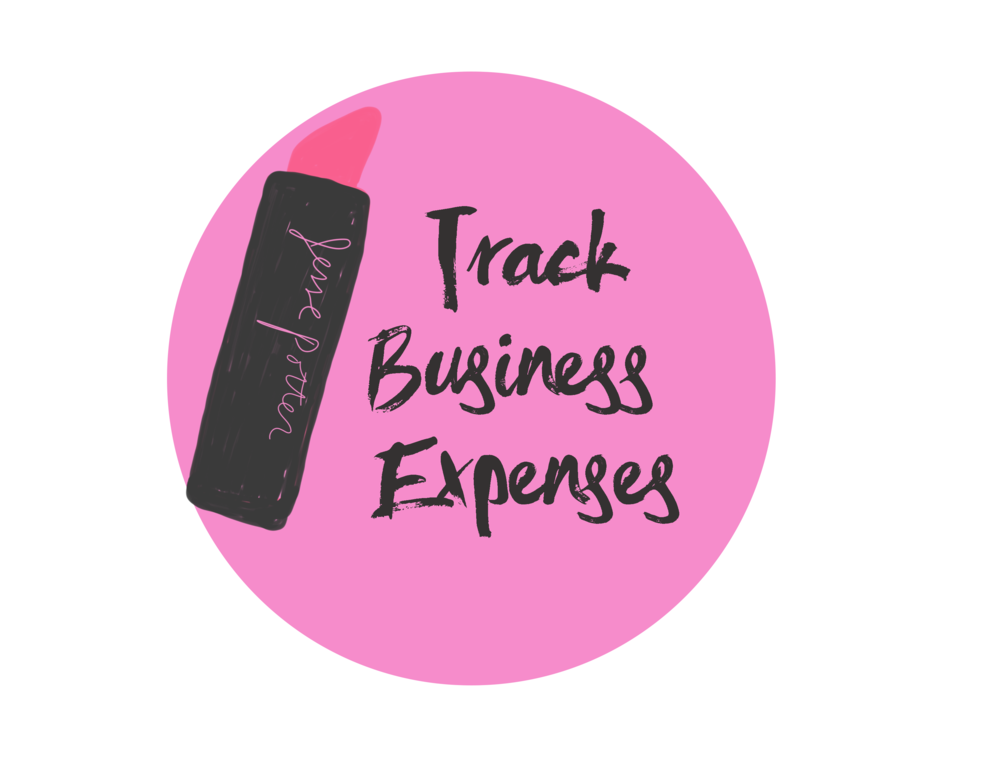 track business expenses a virtual assistant for mary kay directors