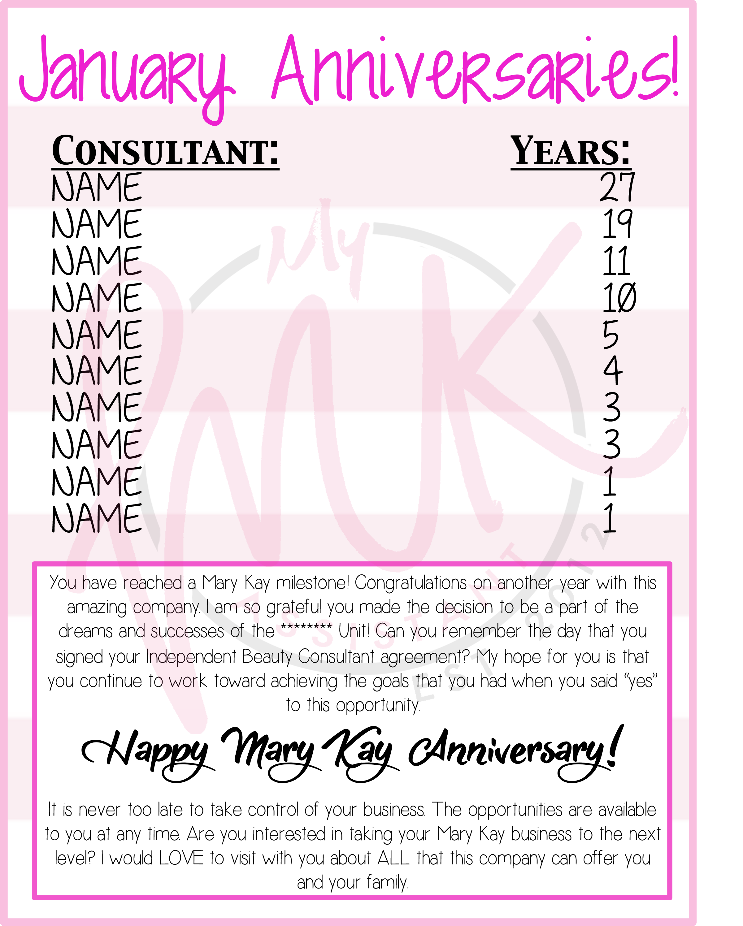 portfolio a virtual assistant for mary kay directors anniversariespost png