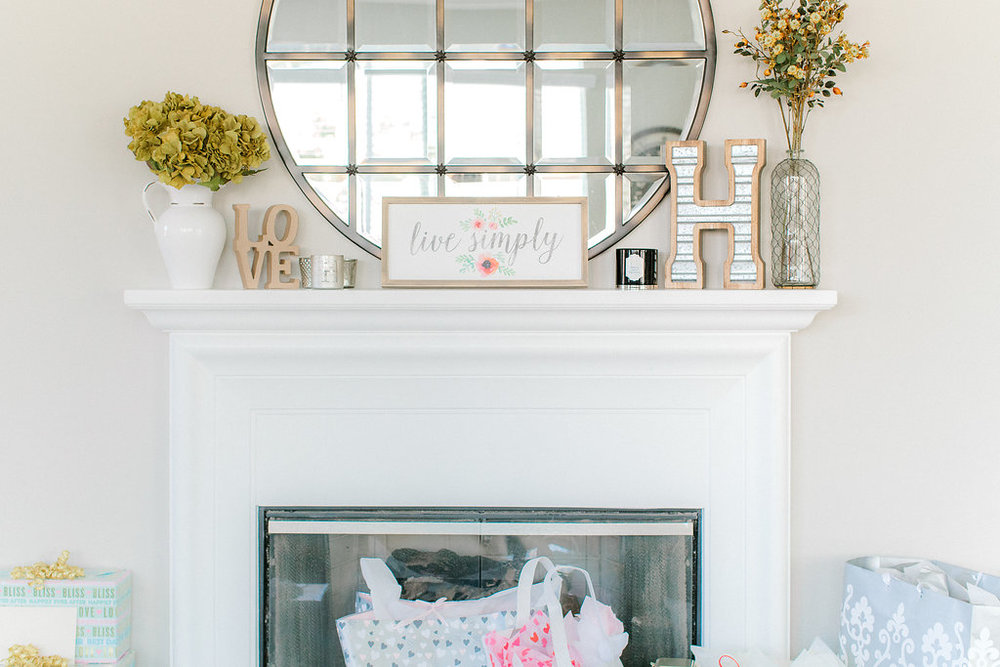 Southern California Bridal Shower, photography by: Karissa Barney Photography Co.