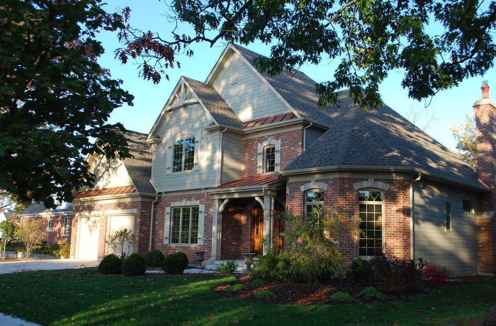 Downtown St. Charles IL 60174 Custom Home Built by Southampton.  Pottawatomie Park Area Custom Home by Southampton.