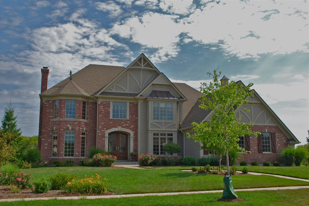 Fox Creek St. Charles IL 60175 Custom Designed Home by Southampton.