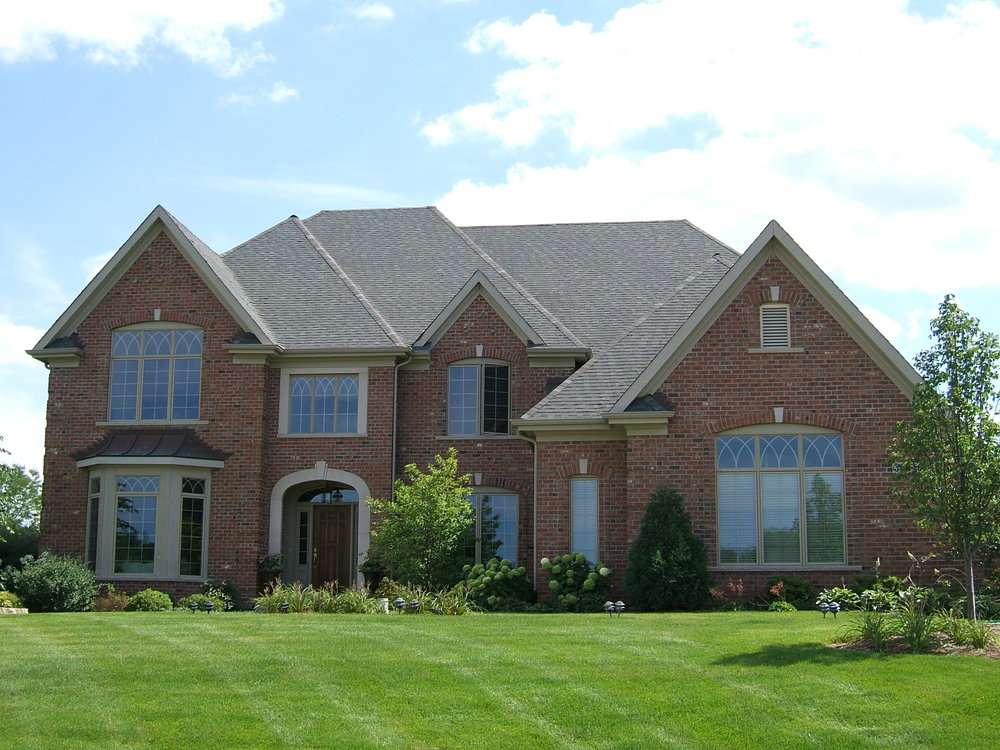 Burr Hill Custom Home in St. Charles IL 60174 by Southampton