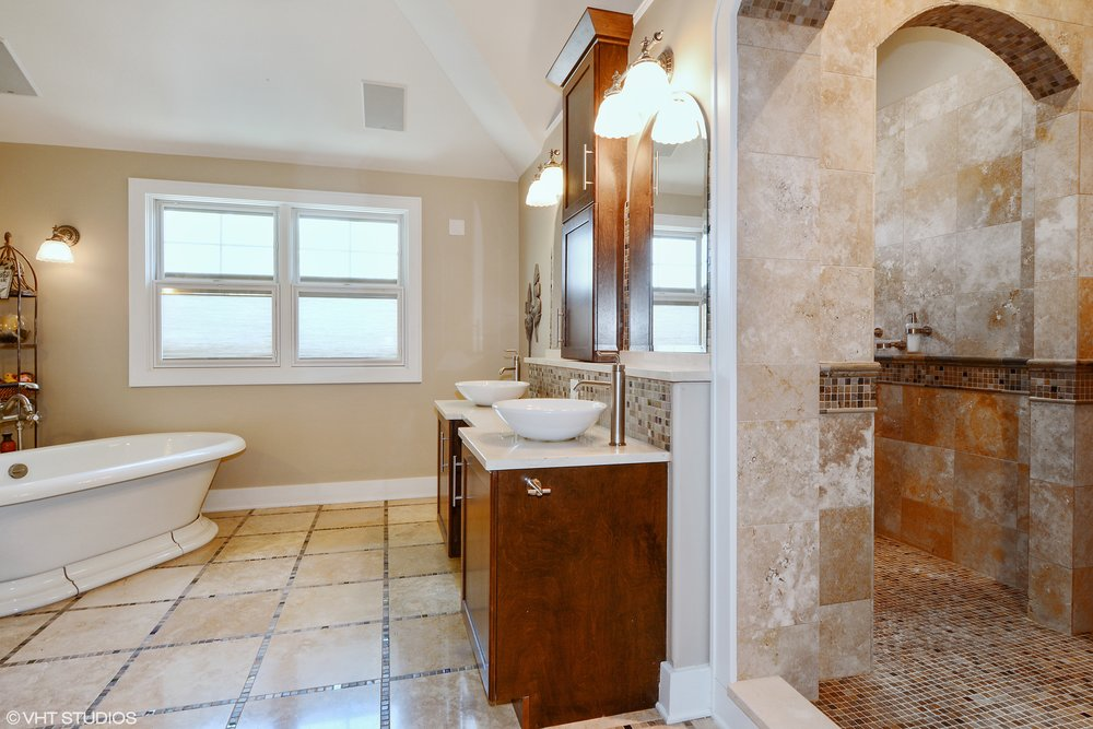 Bathroom Remodeling in St. Charles IL by Southampton