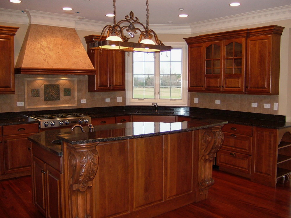 PRAIRIE LAKES IL CUSTOM KITCHEN