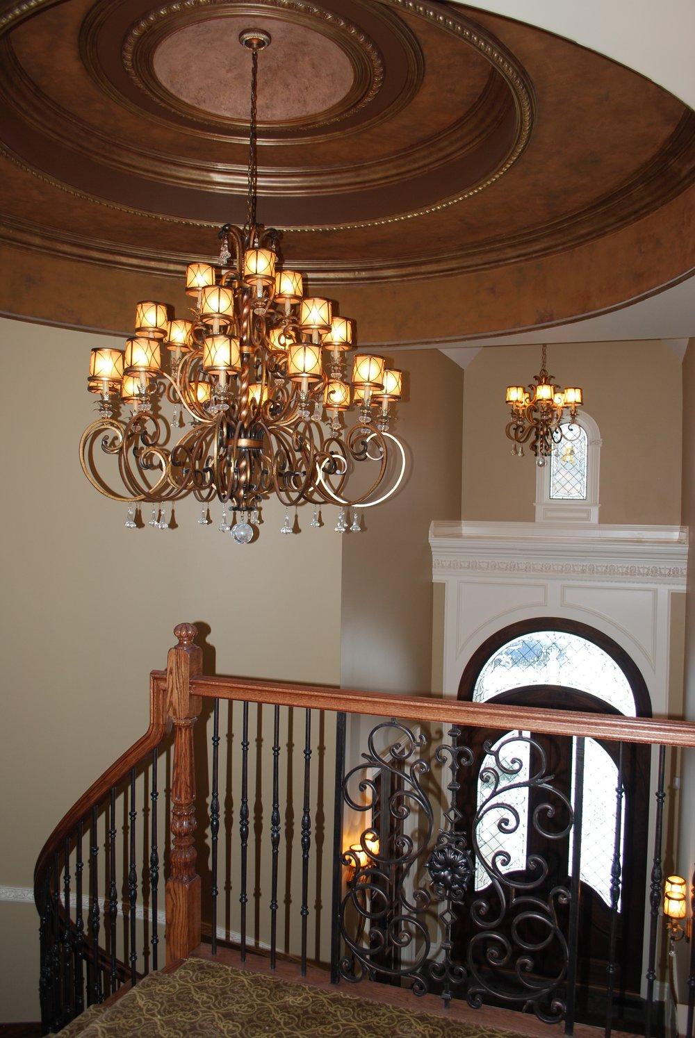 Custom Entry Foyer Renovations