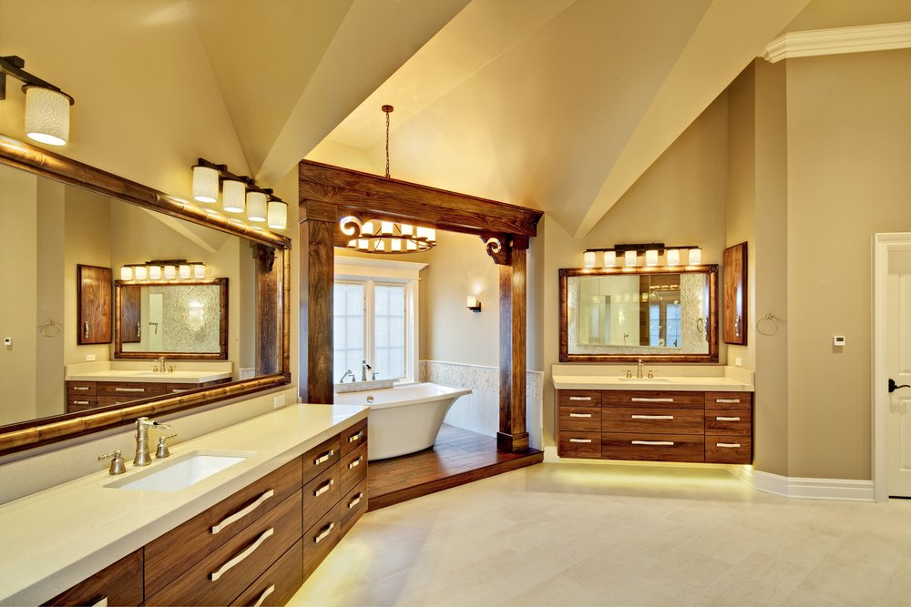 Geneva Illinois Custom Bathroom Remodeling 60134- Southampton Builders LLC.
