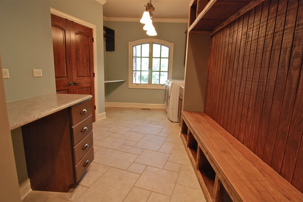Multi purpose Laundry Room Mudroom