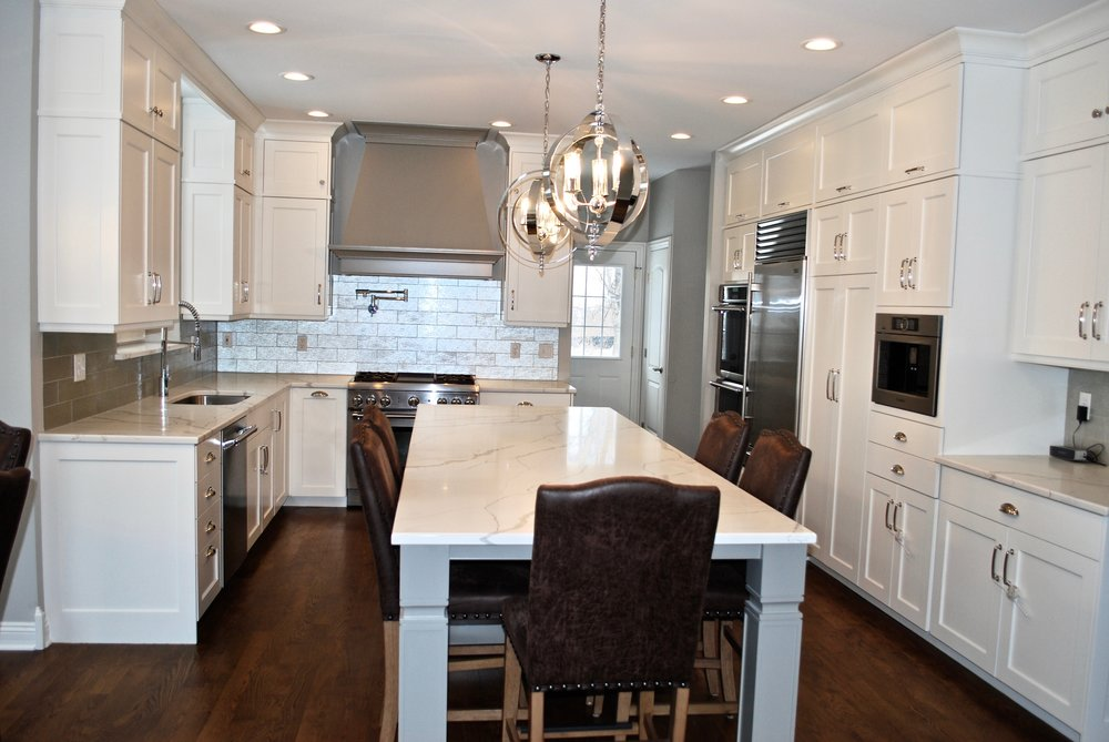 FOX MILL KITCHEN REMODELING