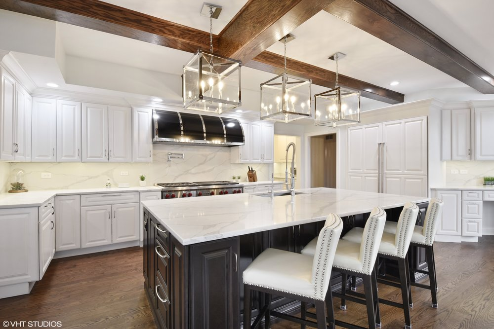 South Barrington Kitchen Remodeling