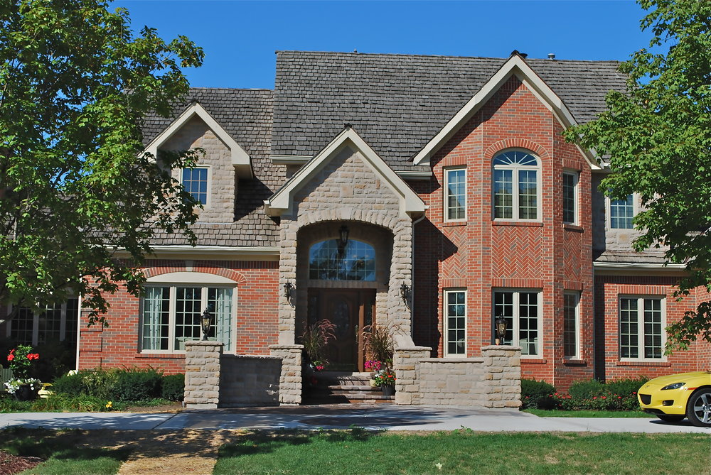 AFTER LUXURY EXTERIOR REMODEL IN BARRINGTON IL