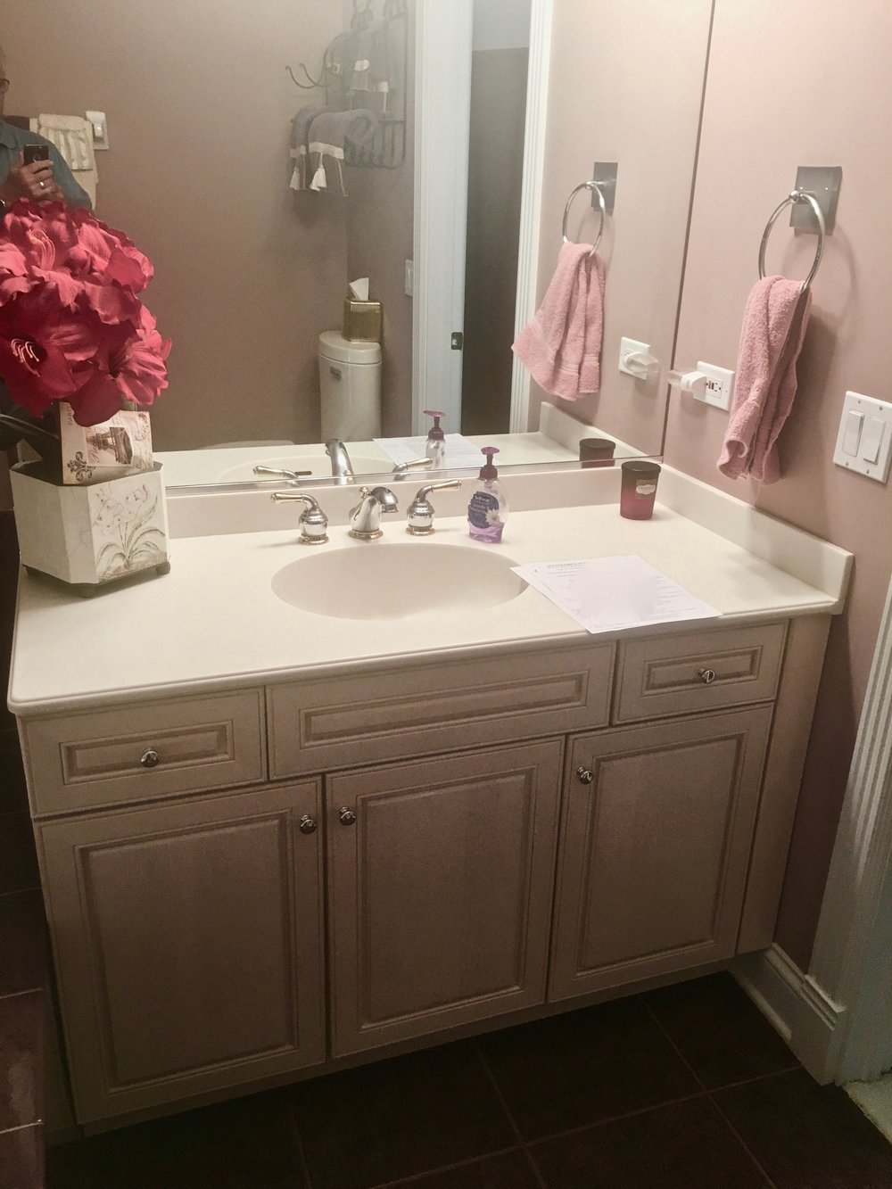 St. Charles IL Bathroom Vanity Replacement Specialist- BEFORE.jpg