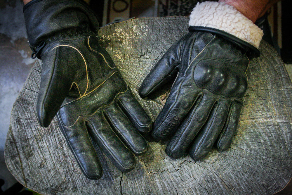 Torc Donner Glove with shearling liner XS-3X