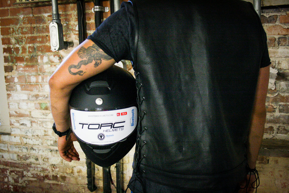 Torc Full Face and Modular with Bluetooth XS-2X