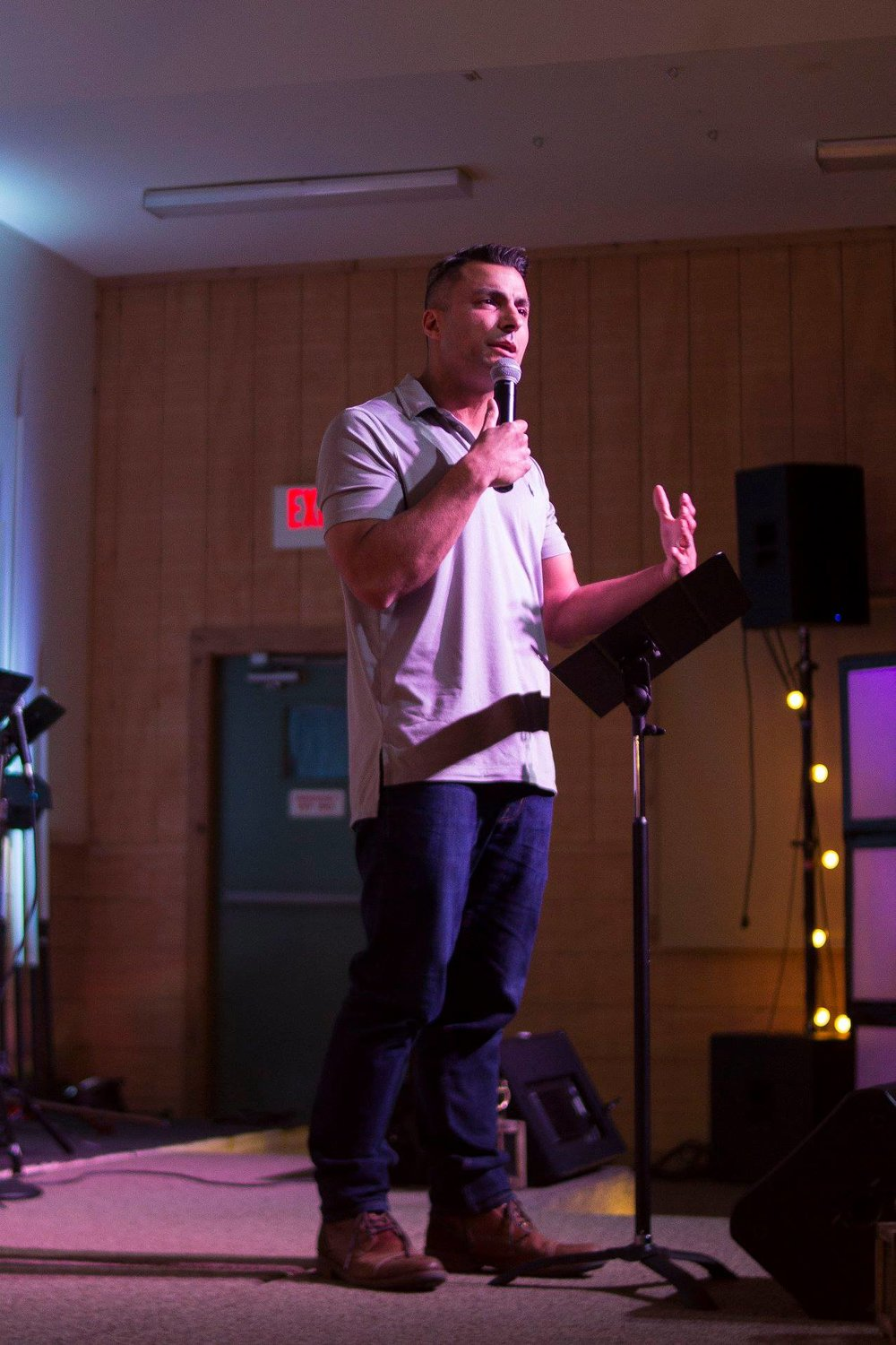 Alex Rodriguez - Our National Chi Alpha Training Director! Thank you A.Rod for sharing as our main speaker at this year's Chicago XA Spring GetawayDay One: Knowing JesusDay Two: Ready for the UnreadyDay Three: Ready to Preach the Gospel