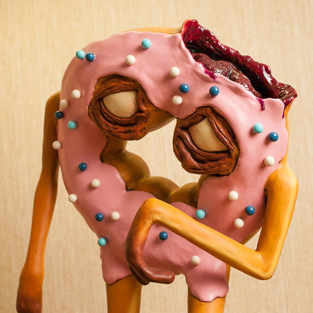 Zombie Doughnut